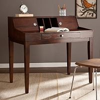 Havner Sliding Door Desk