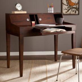 Havner Sliding Door Desk