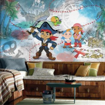 Disney's Captain Jake & the Never Land Pirates Wall Mural by RoomMates