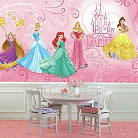 Disney Princess Enchanted Wall Mural by RoomMates