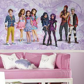 Disney's Descendants Wall Mural by RoomMates