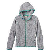 Girls 7-16 & Plus Size SO® Sherpa Zip-Up Hoodie