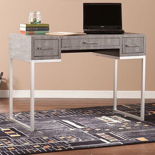 Holden Faux Reptile Desk