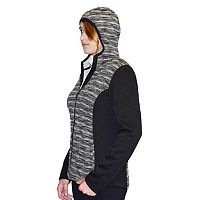 Women's Snow Angel Ultima Black Diamond Fleece Hoodie