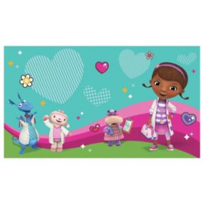 Disney's Doc McStuffins & Friends Wall Mural by RoomMates