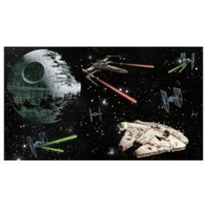 RoomMates Star Wars Vehicles Wall Mural