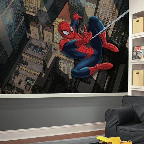 RoomMates Ultimate Spider-Man Wall Mural