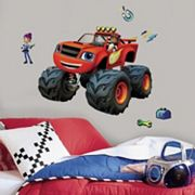 RoomMates Blaze & the Monster Machines Peel and Stick Wall Decals