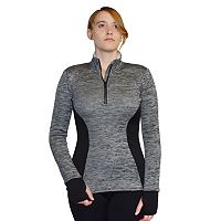 Women's Snow Angel Minx Hourglass Quarter Zip Top