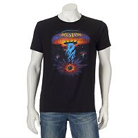 Men's Boston Guitar Spaceship Band Tee