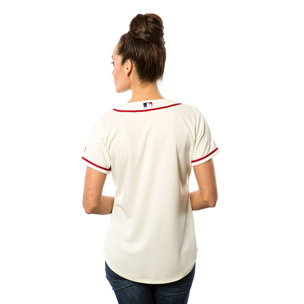 Women's Majestic St. Louis Cardinals Replica Jersey