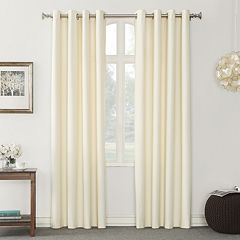 Sun Zero Blackout 1-Panel Hylan Thermal Lined Window Curtain