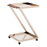 Raleigh Mobile Bar Cart
