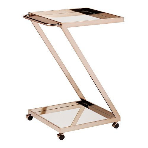 Raleigh Mobile Bar Cart