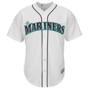 Men's Majestic Seattle Mariners Replica MLB Jersey