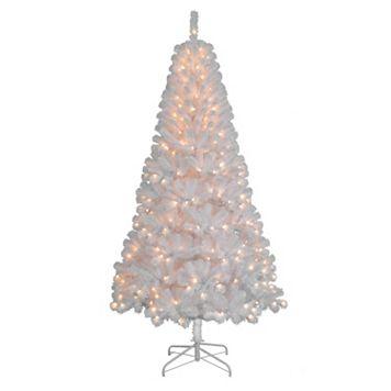 St. Nicholas Square® 7-ft. White Artificial Christmas Tree