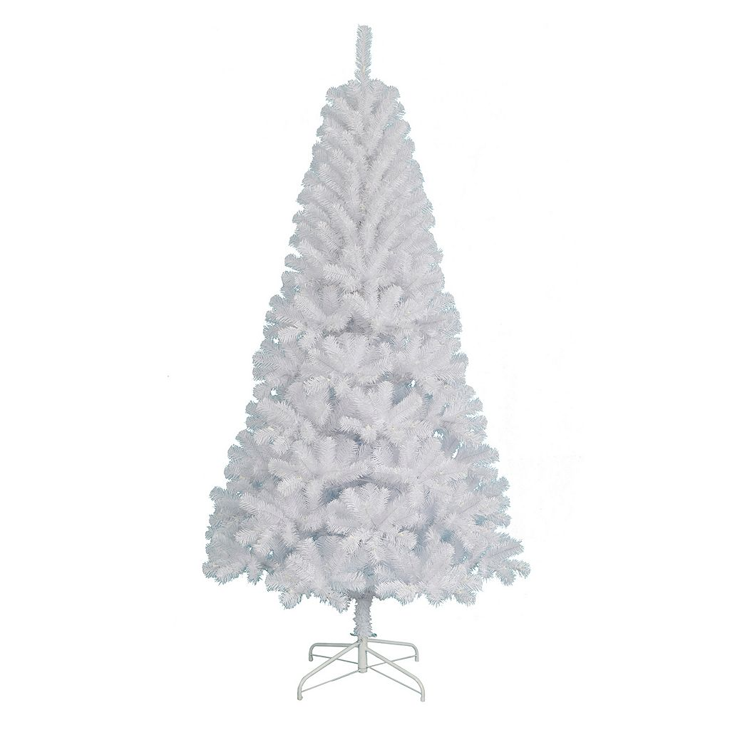 St. Nicholas Square® 7-ft. White Artificial Christmas Tree