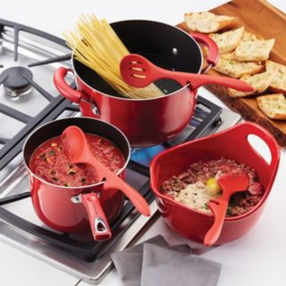 Rachael Ray Lazy 3-pc. Silicone Kitchen Tool Set