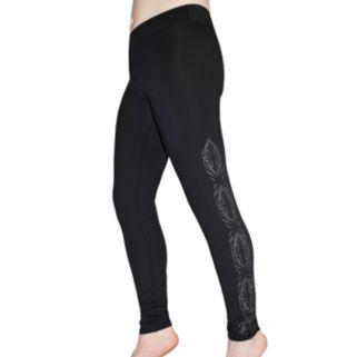 Women's Snow Angel Veluxe Te Ara Printed Leggings