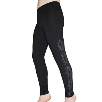 Women's Snow Angel Veluxe Te Ara Printed Leggings