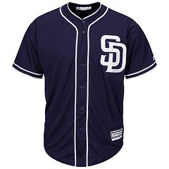 Men's Majestic San Diego Padres Replica MLB Jersey