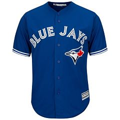 Men's Majestic Toronto Blue Jays Replica MLB Jersey
