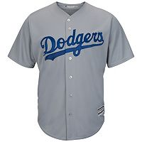 Men's Majestic Los Angeles Dodgers Replica MLB Alternate Jersey