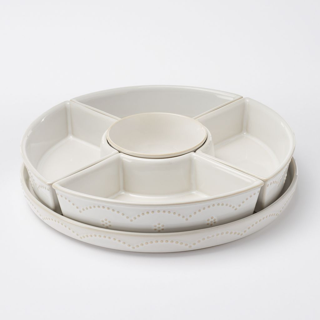 Food Network™ Fontinella 6-pc. Chip & Dip Set