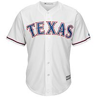 Men's Majestic Texas Rangers Replica MLB Jersey