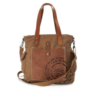 The Same Direction Surper Horse Leather Convertible Tote