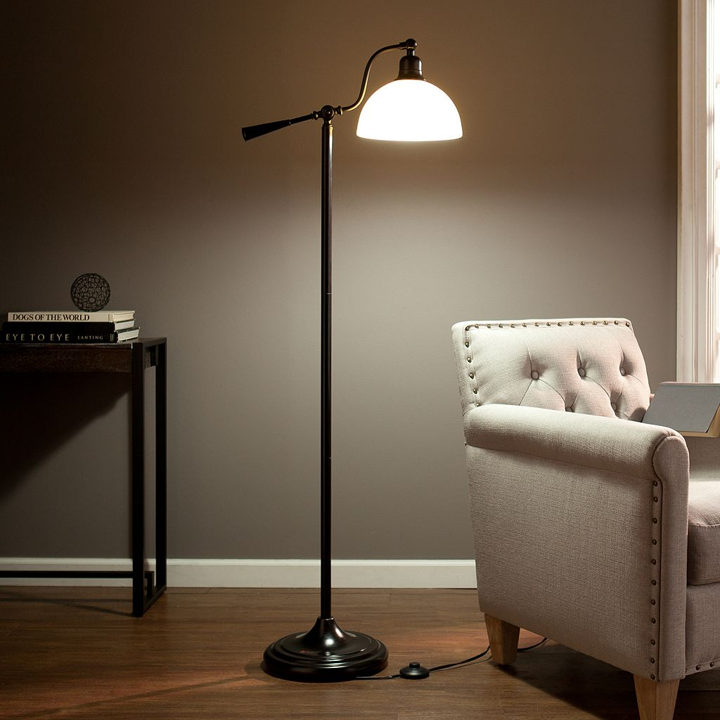 OttLite Satterfield Task Floor Lamp
