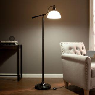 OttLite Satterfield Task Floor Lamp