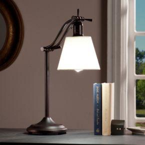 OttLite Ellsworth Task Table Lamp