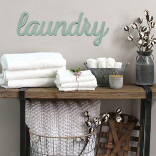 Stratton Home Decor ''Laundry'' Wall Art