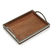 Mikasa Loria Wooden Serving Tray