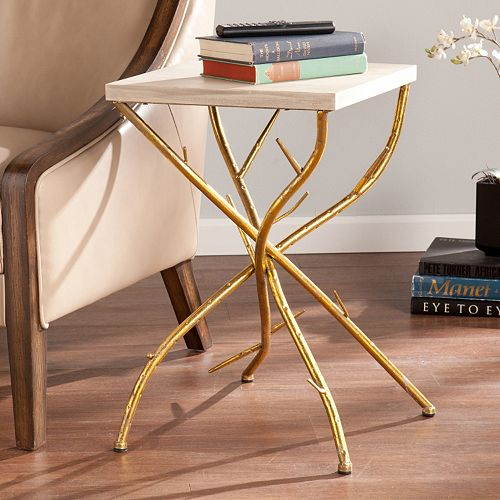 Nicholas Branch Accent End Table