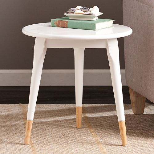 Otten Round End Table