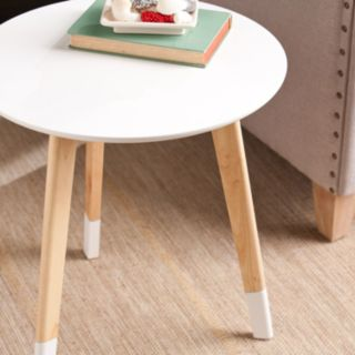 McCollum Round Accent End Table