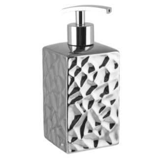 Taymor Chrome Crush Square Lotion Pump