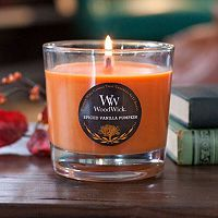 WoodWick Spiced Vanilla Pumpkin 10.5-oz. Jar Candle