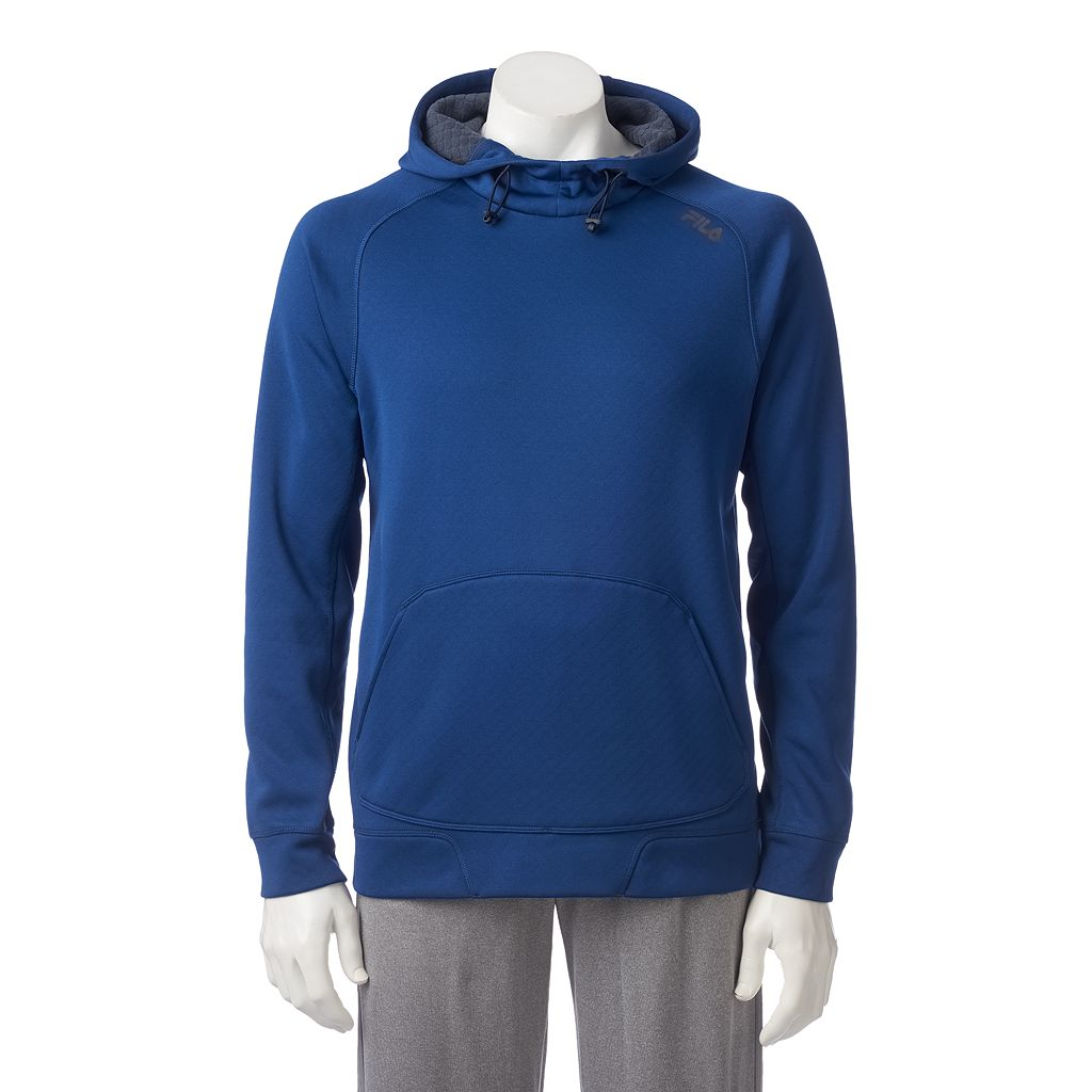 Men's FILA SPORT® Alpha Fleece Pullover Hoodie