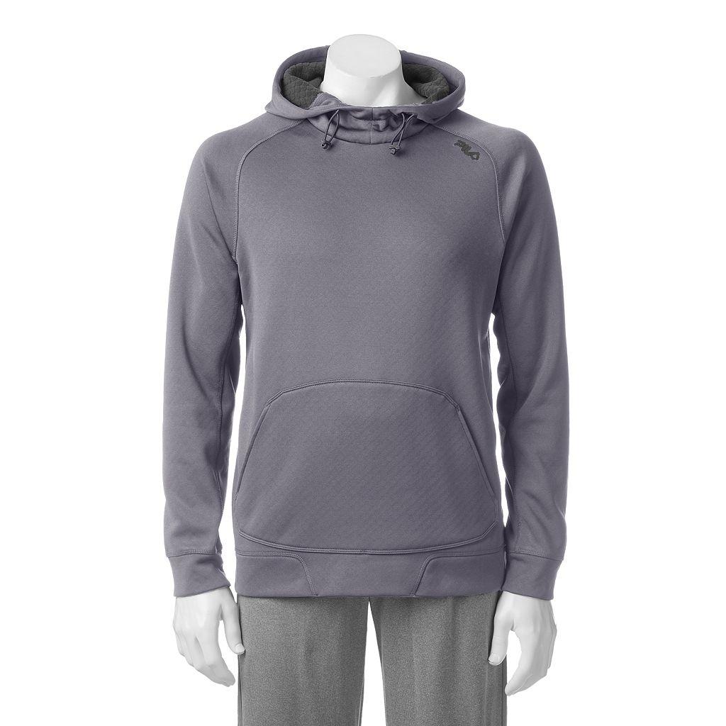 Men's FILA SPORT® Alpha Fleece Pullover Hoodie