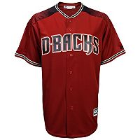 Men's Majestic Arizona Diamondbacks Replica MLB Jersey