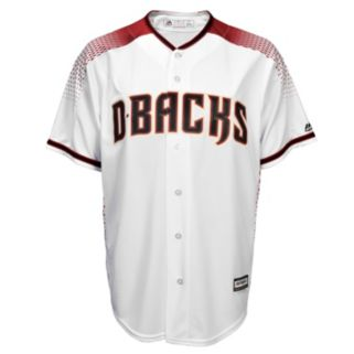 Men's Majestic Arizona Diamondbacks Replica MLB Jersey