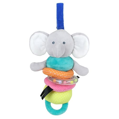 b279aba37 Baby Carter's Elephant Plush Activity Toy