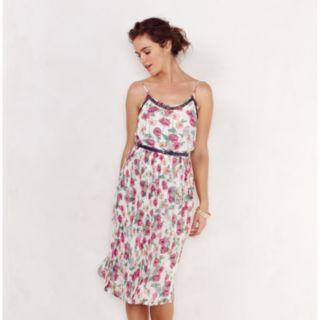 Women's LC Lauren Conrad Pleated Midi Dress