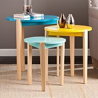 Dyerson Accent End Table 3-piece Set