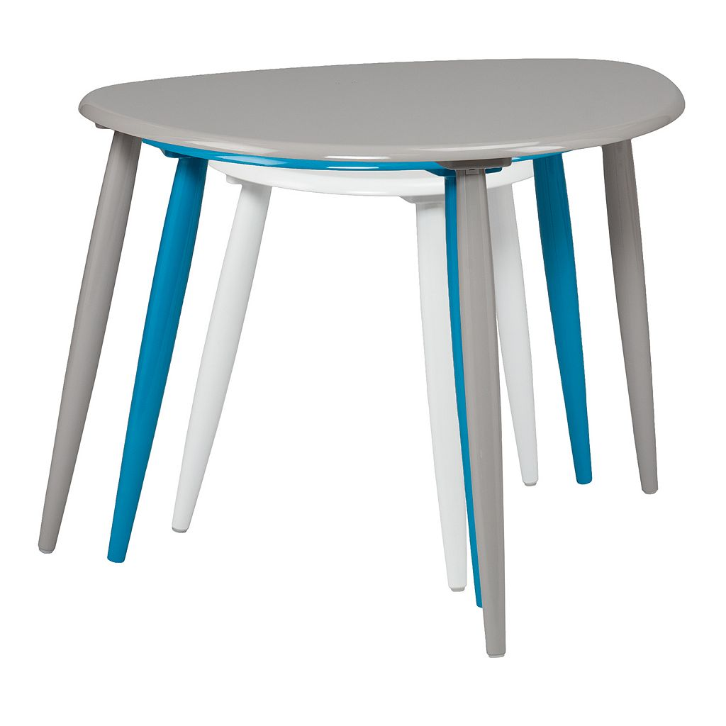 Warby Nesting Table 3-piece Set