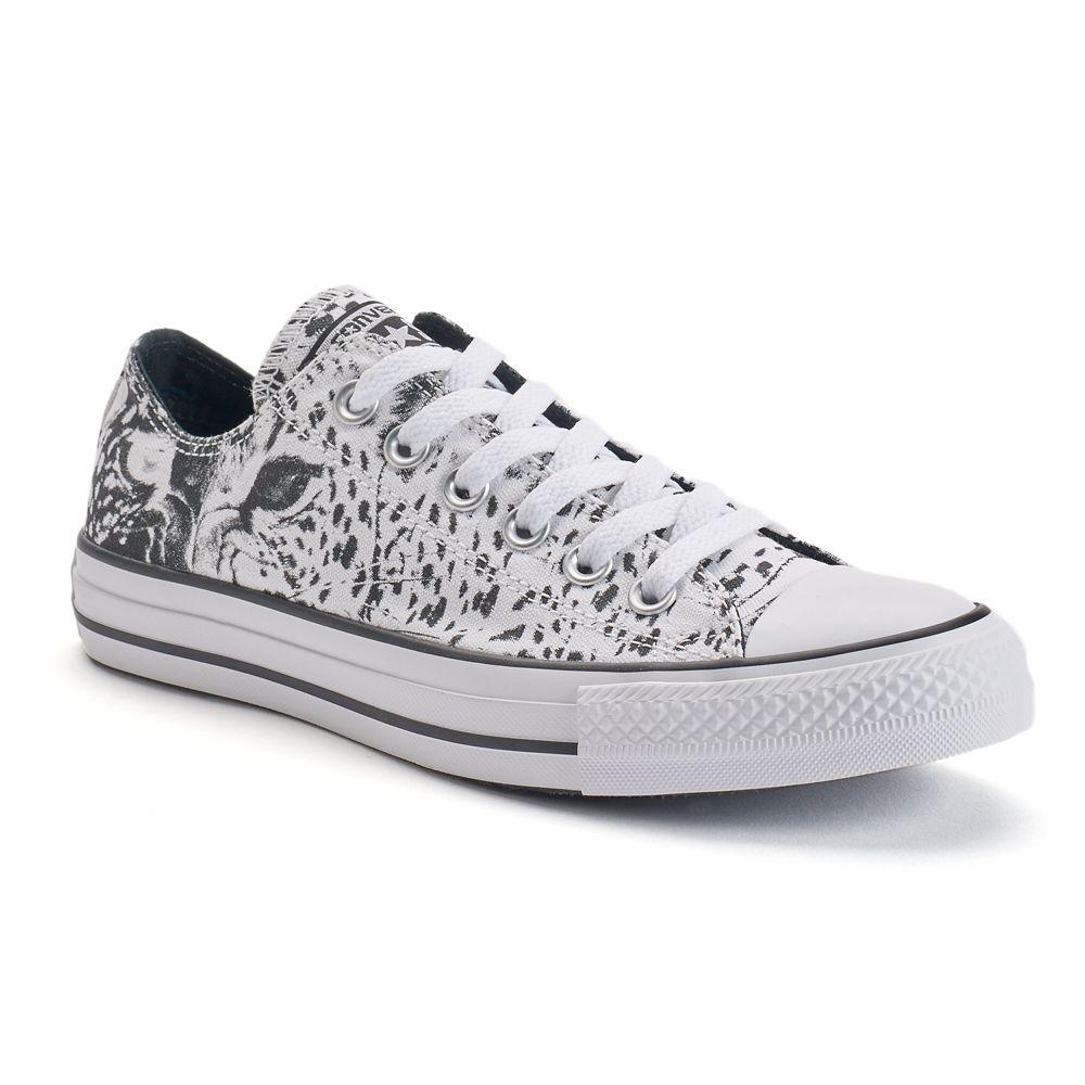 59aa0fcefd4f51 Women s Converse Chuck Taylor All Star Animal Print Shoes