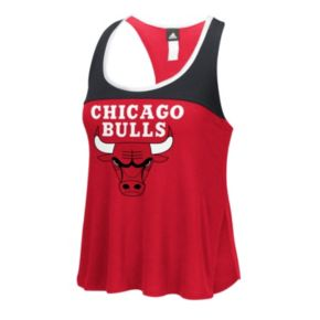 Women's adidas Chicago Bulls Finished Tank Top
